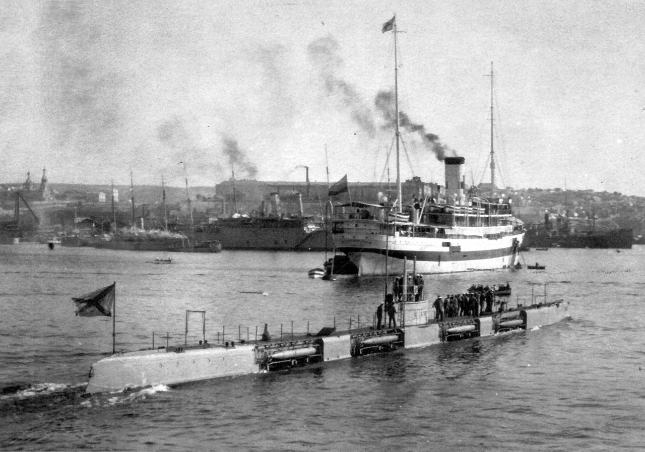 russian-submarines-in-1910s-11