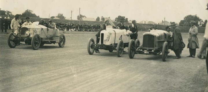 Vintage: Motor Racing from the 1920s-30s