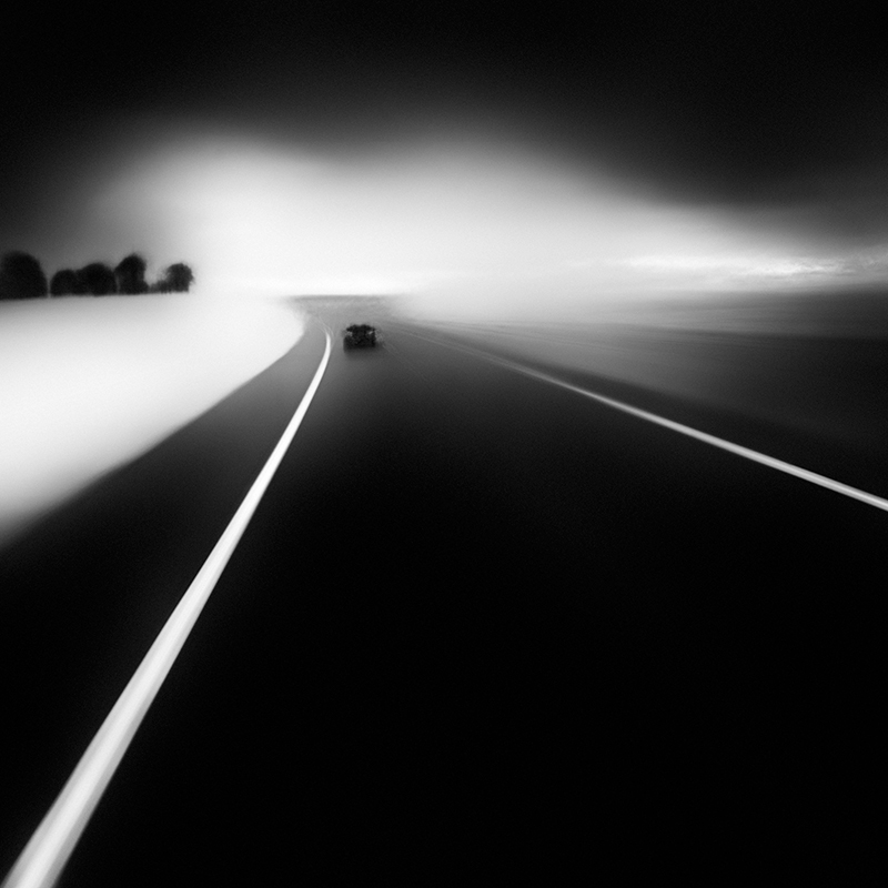 Trucking Journeys 3 © John Crowley – 3rd place Winner in Abstract, Amateur