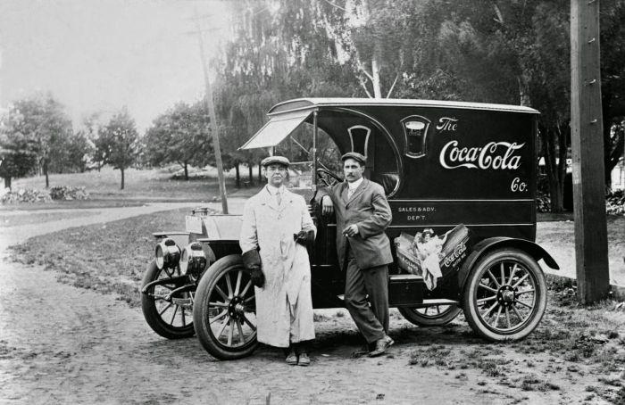 Coca-Cola Delivery Trucks   MONOVISIONS