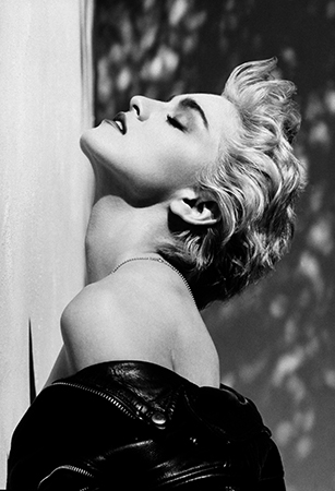 Herb Ritts Madonna, True Blue, Hollywood, 1984