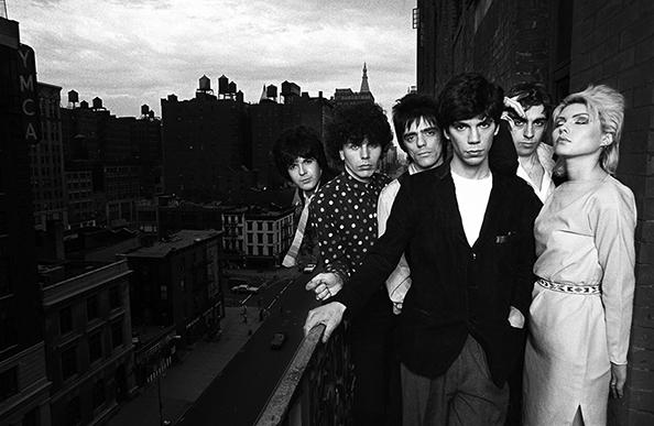 Norman Seeff Blondie, New York, 1979