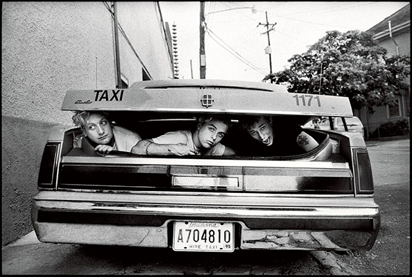 Danny Clinch Green Day, New Orleans, 1994