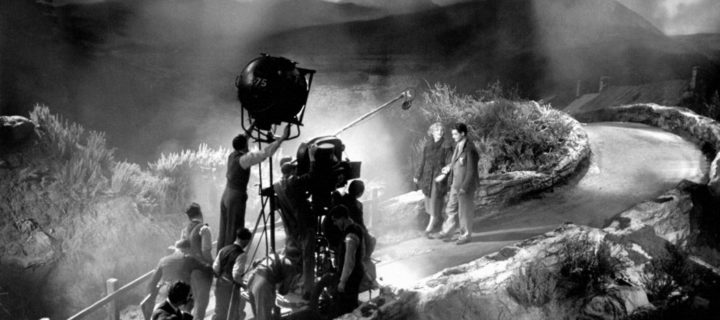 Behind the Scenes: The 39 Steps (1935)