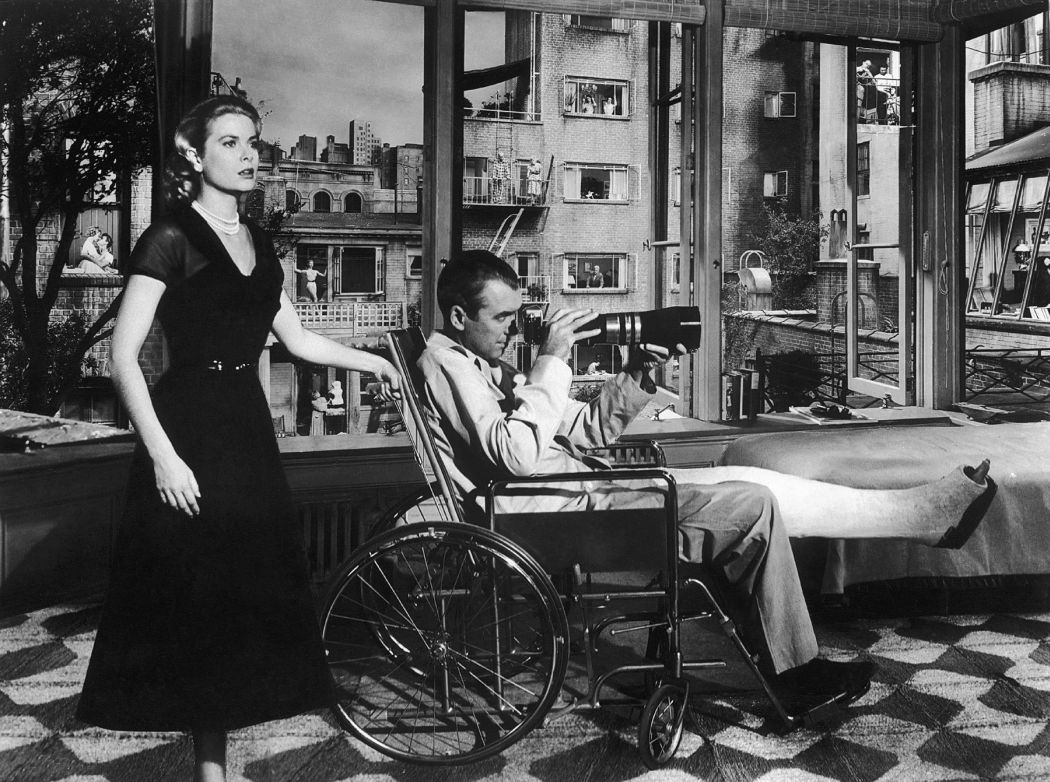 Behind the Scenes: Rear Window (1954)