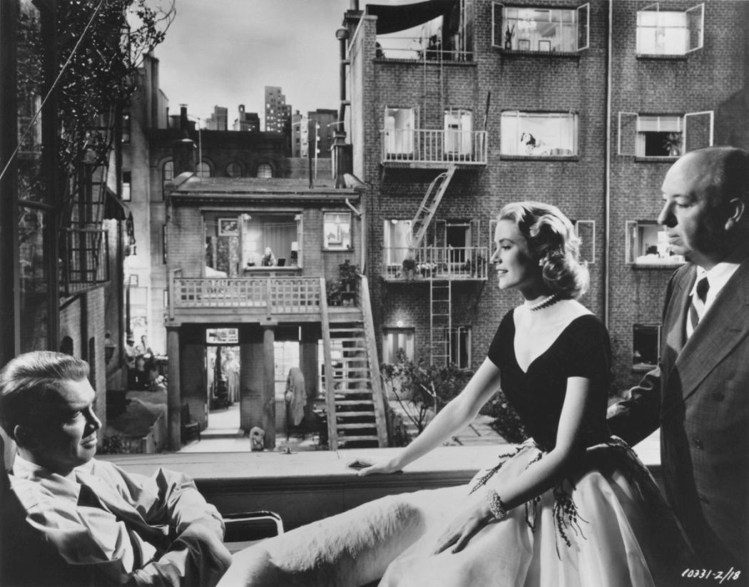 Behind the Scenes: Rear Window (1954)
