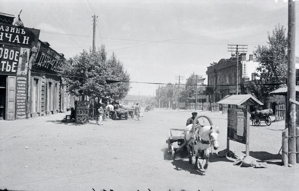 Manchuria-Northeast-Asia-in-1930s-Within Sight of the Oriental Inn