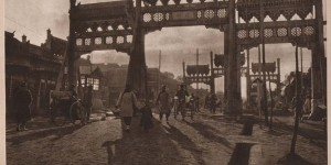 Vintage: historic photos of Peking, China (1920s)