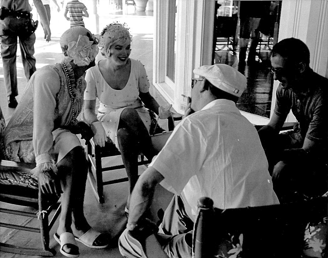 Behind The Scenes Some Like It Hot 1959 Monovisions