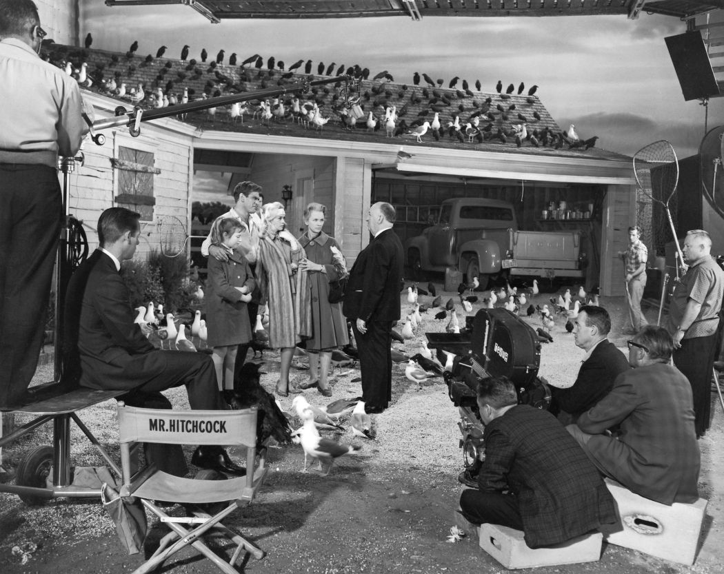 Behind the Scenes: The Birds (1963)