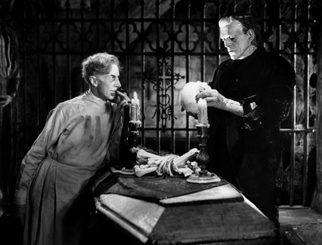 Vintage: The Bride of Frankenstein (1935) | MONOVISIONS