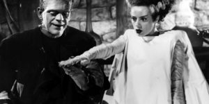 Vintage: The Bride of Frankenstein (1935)