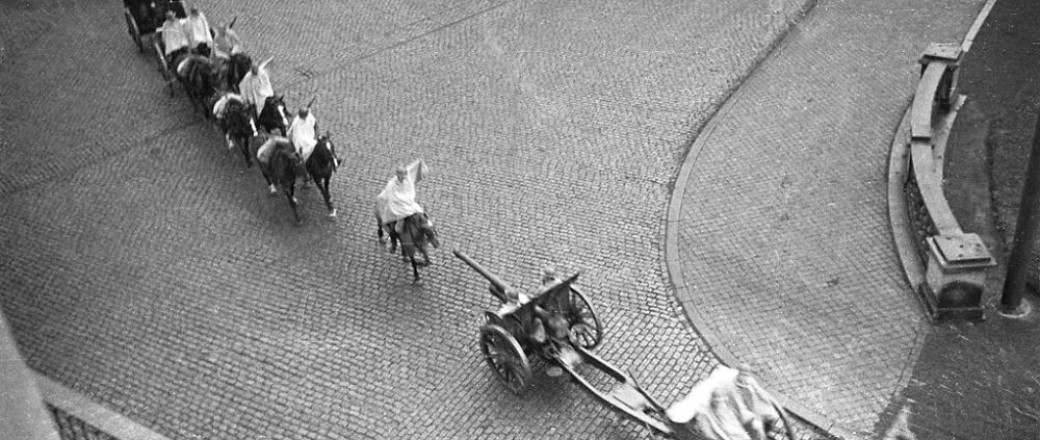 City life in Belgium (1934)
