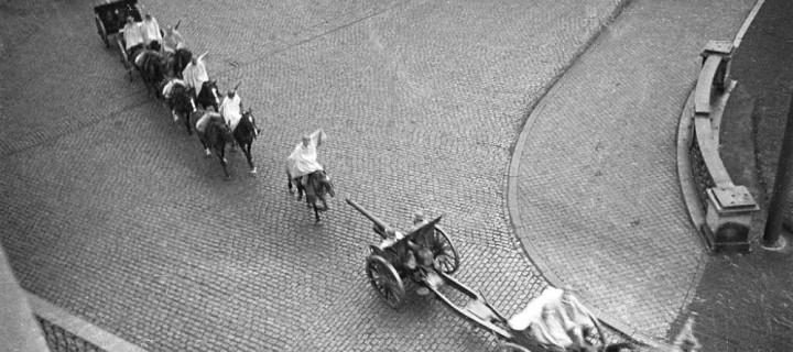 City life in Belgium (1934)