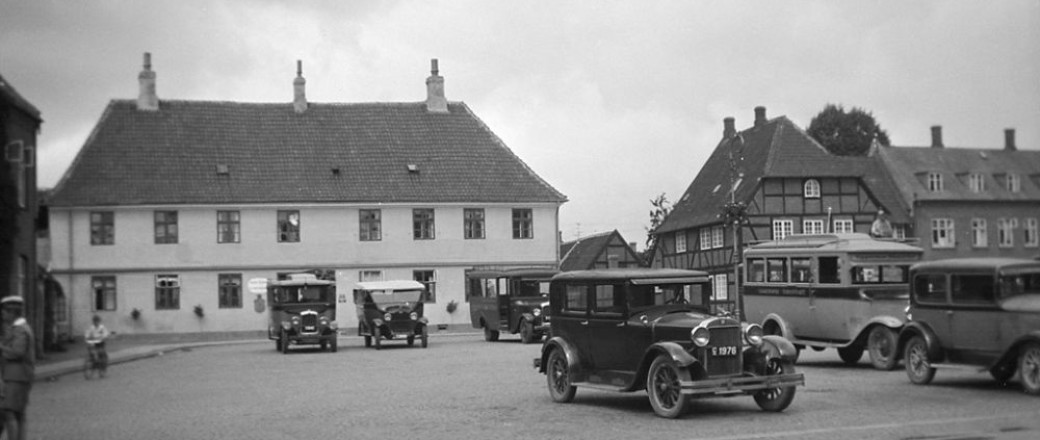Vintage: City Life in Denmark (1933)
