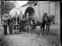 Vintage Photos of Rural Romania in 1940s