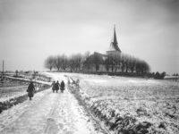 Vintage: Swedish churches (19th Century)