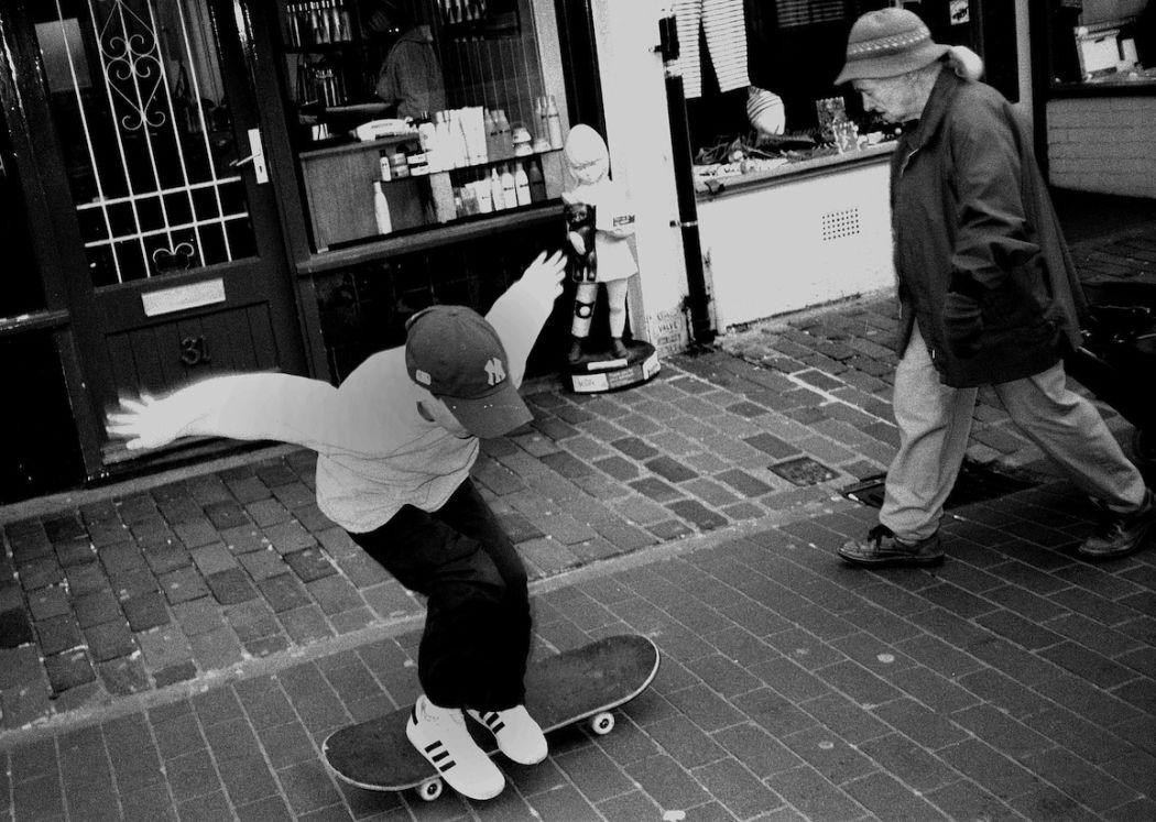 B. Tiny. Brighton, UK 2001