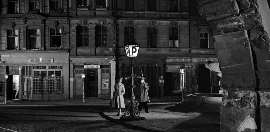 Eve Wants to Sleep (Ewa chce spać) - 1957, dir: Tadeusz Chmielewski