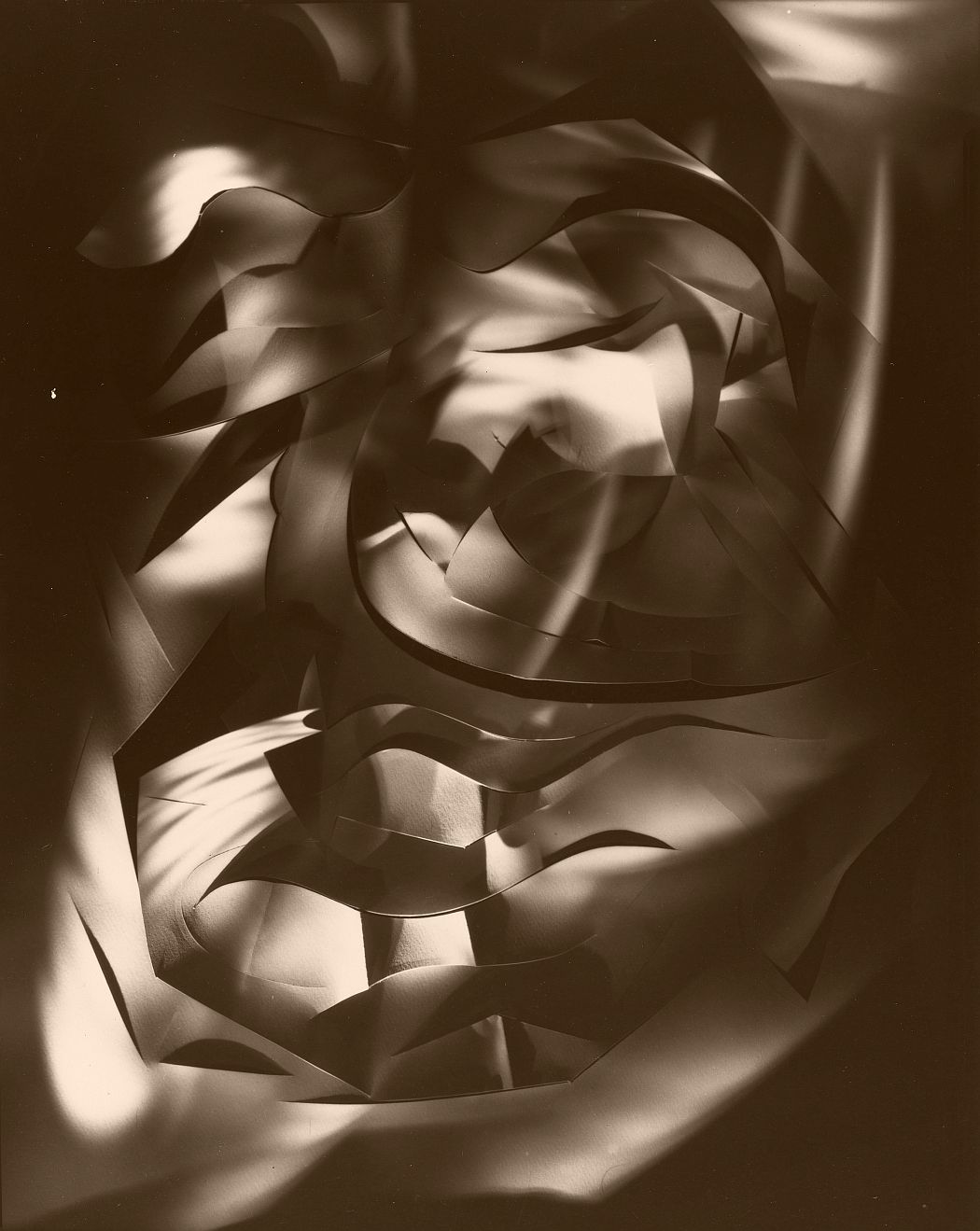 Abstract photographer Francis Bruguiere