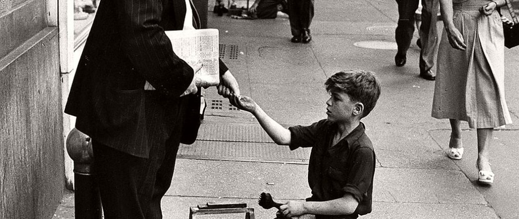 Biography: City Life photographer Ruth Orkin