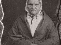 Daguerreotype Portraits of Ladies born in the late 18th century (1700s)