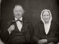 Daguerreotype Portraits of People born in the late 18th century (1700s)