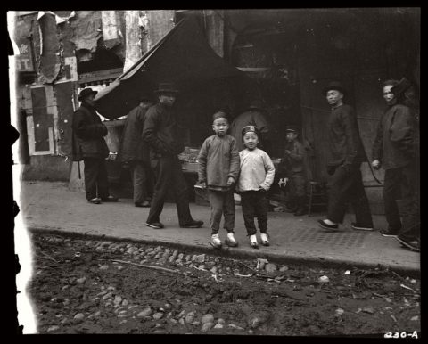 Biography: Documentary photographer Arnold Genthe