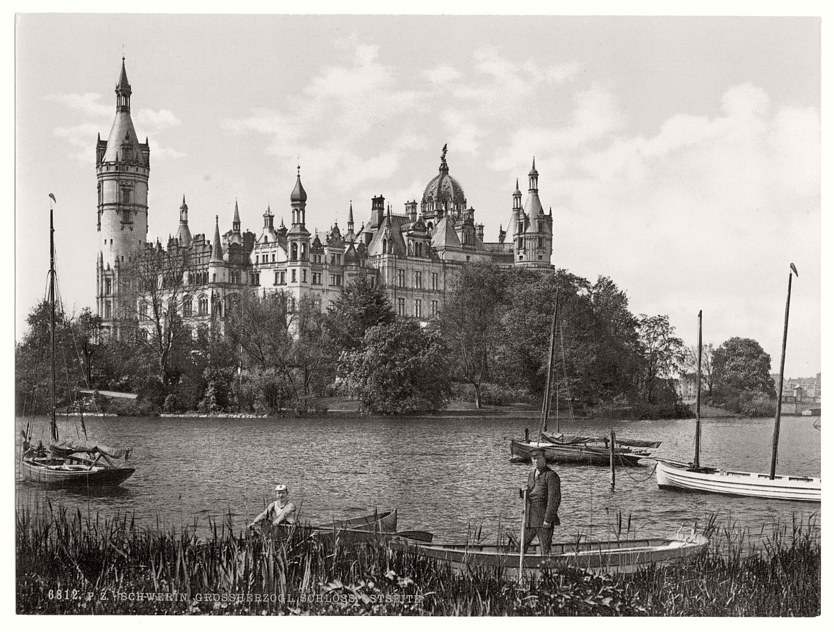 historic-bw-photo-german-Schwerin-Mecklenburg-Schwerin-12