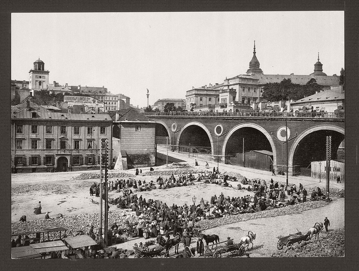 historic-bw-photo-warsaw-under-russian-partition-in-19th-century-1890s-16