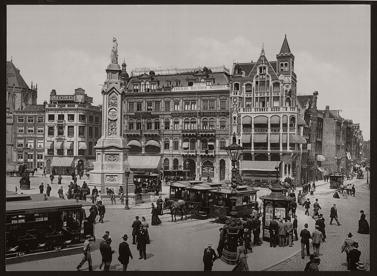 historic-bw-photos-of-amsterdam-holland-in-the-19th-century-02