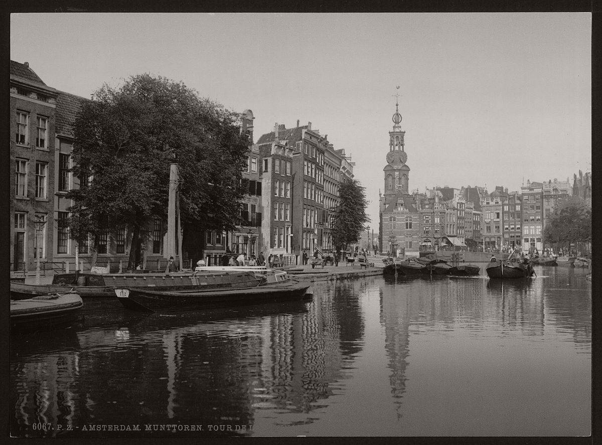 historic-bw-photos-of-amsterdam-holland-in-the-19th-century-04