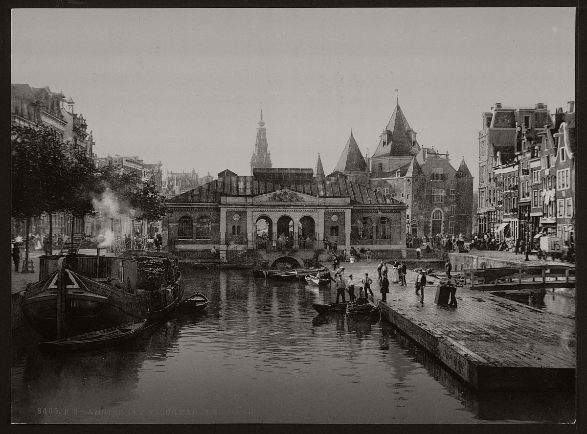 historic-bw-photos-of-amsterdam-holland-in-the-19th-century-07