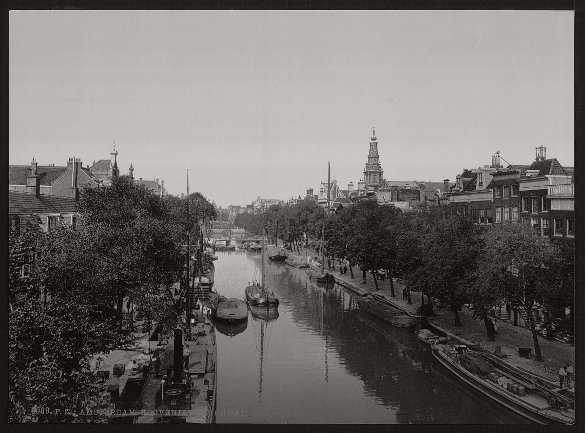 historic-bw-photos-of-amsterdam-holland-in-the-19th-century-10