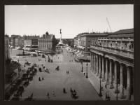 Historic B&W photos of Bordeaux, France (19th century)