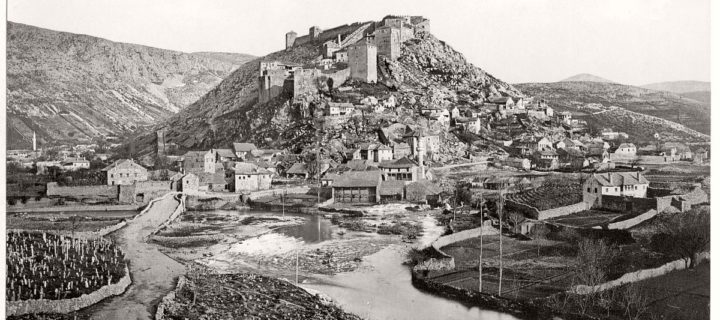 Historic B&W photos of Bosnia in 19th Century