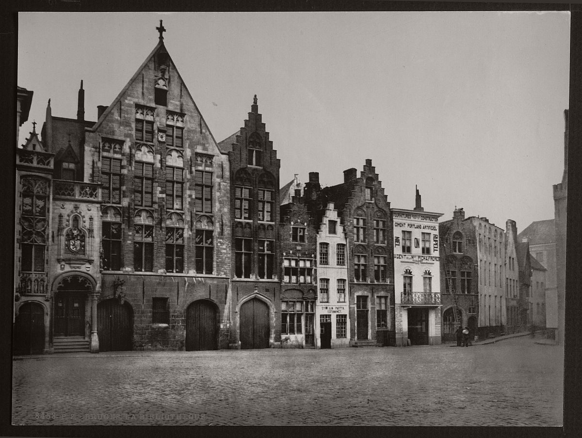 historic-bw-photos-of-bruges-belgium-in-19th-century-02