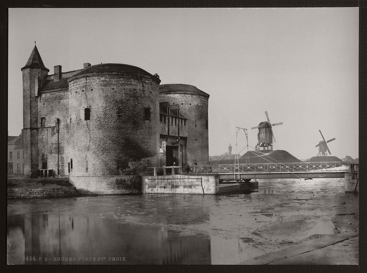 historic-bw-photos-of-bruges-belgium-in-19th-century-03