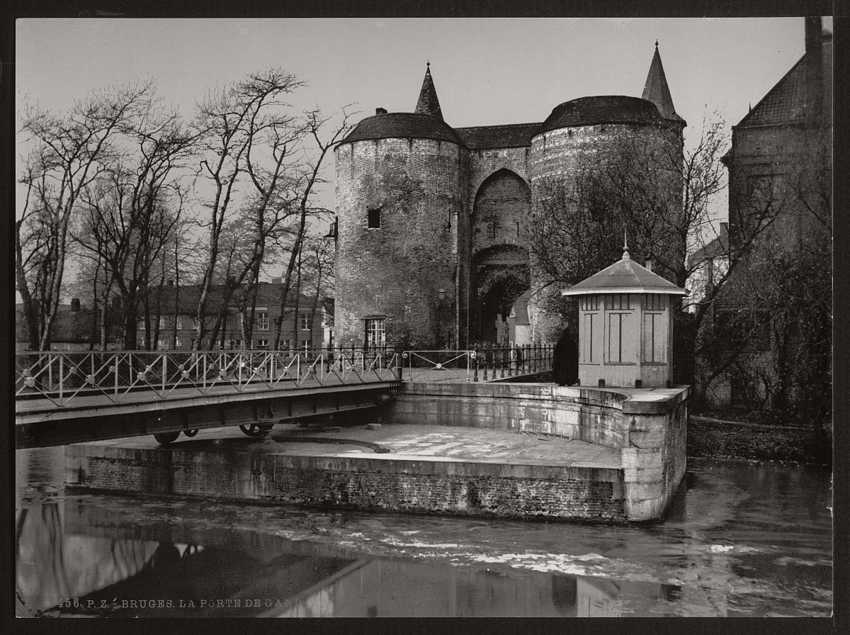 historic-bw-photos-of-bruges-belgium-in-19th-century-04