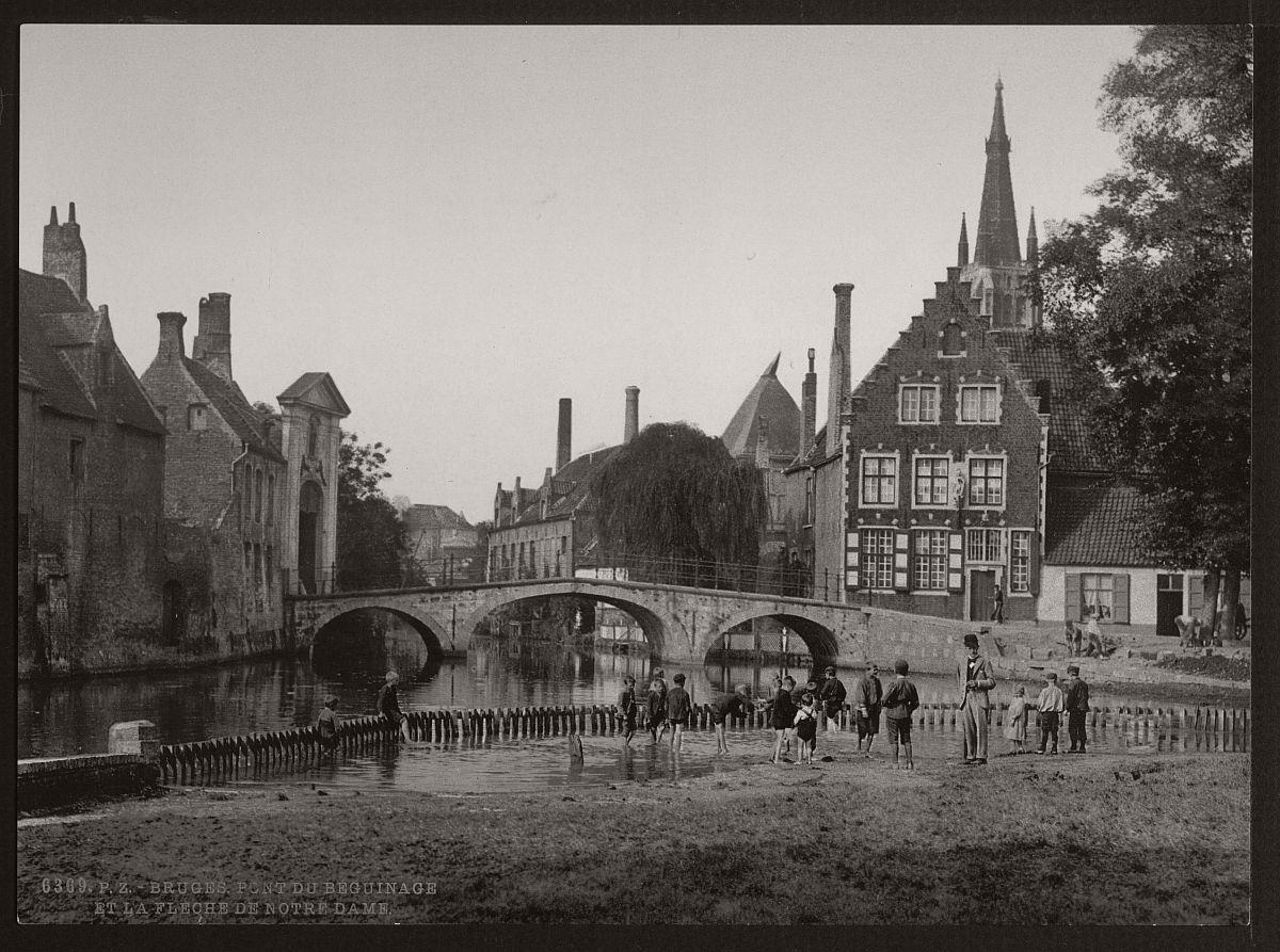 historic-bw-photos-of-bruges-belgium-in-19th-century-05