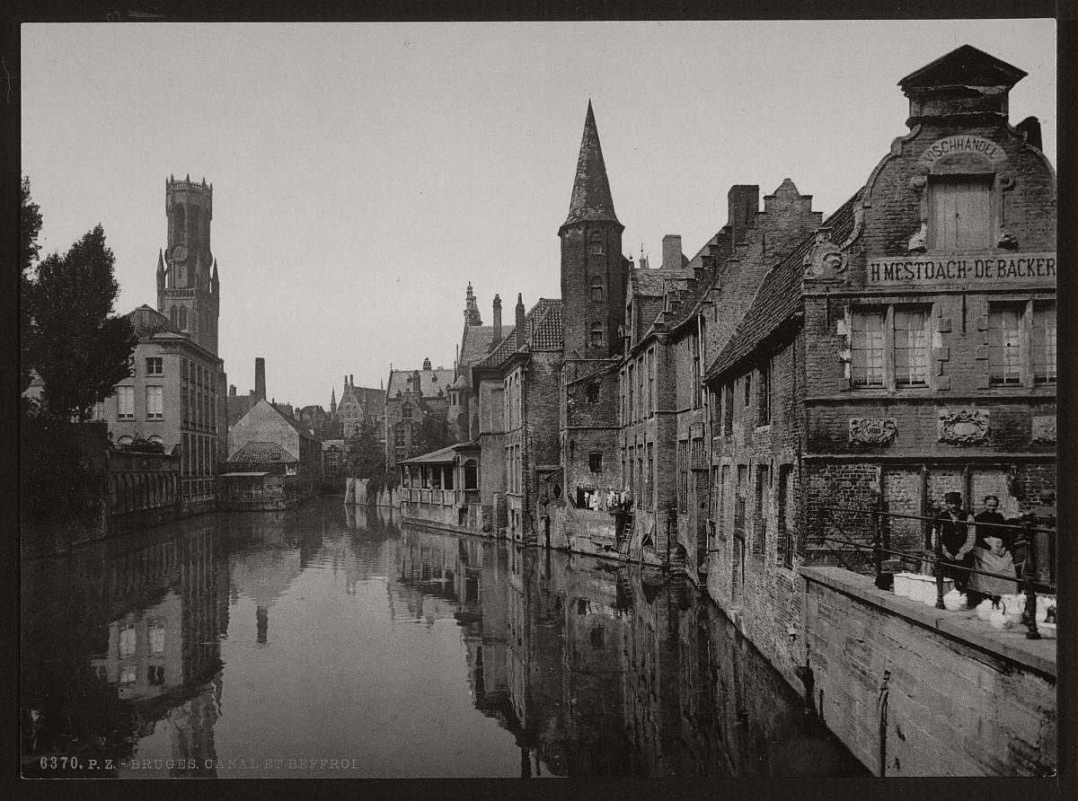 historic-bw-photos-of-bruges-belgium-in-19th-century-06