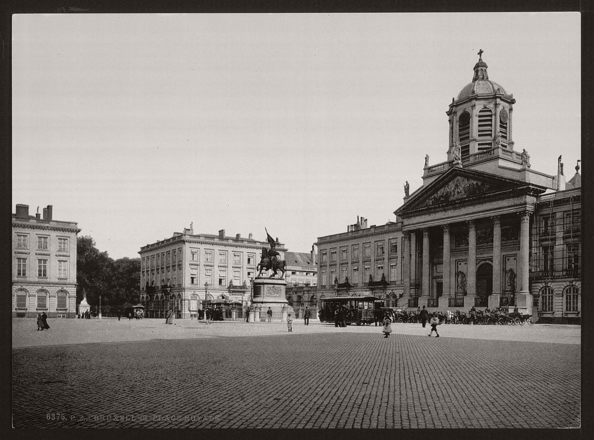historic-bw-photos-of-brussels-belgium-in-the-19th-century-03