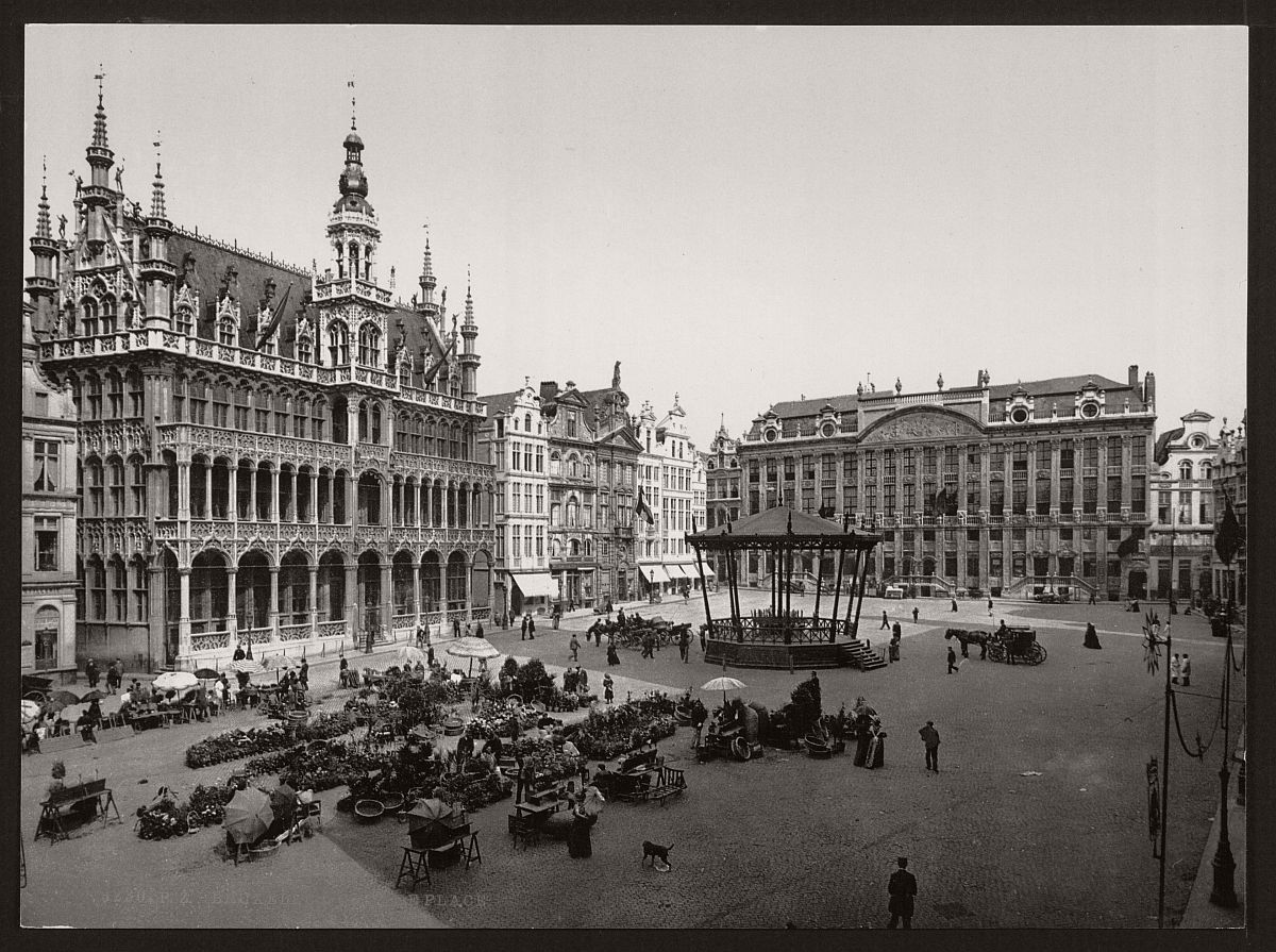 historic-bw-photos-of-brussels-belgium-in-the-19th-century-07