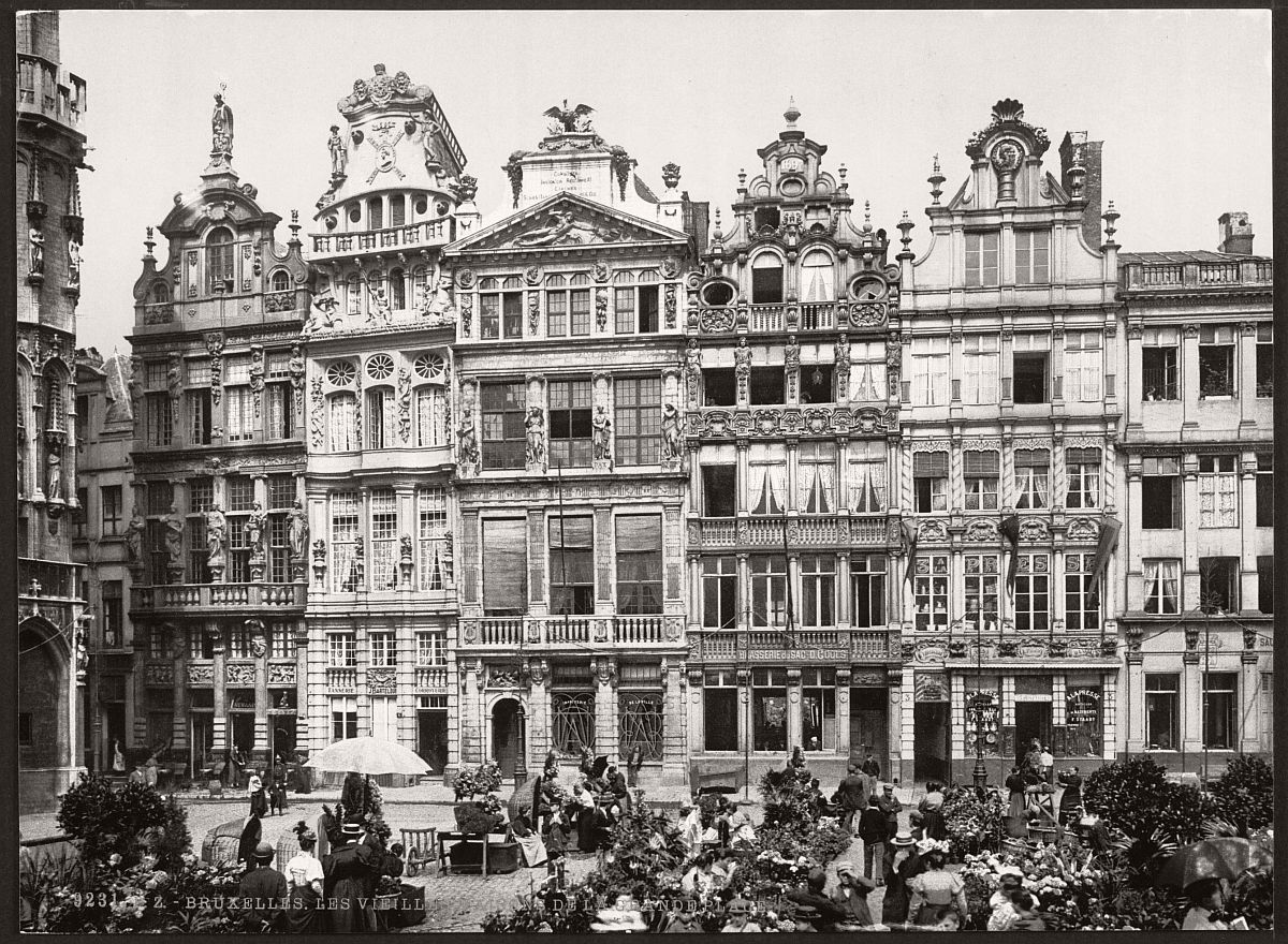 historic-bw-photos-of-brussels-belgium-in-the-19th-century-08