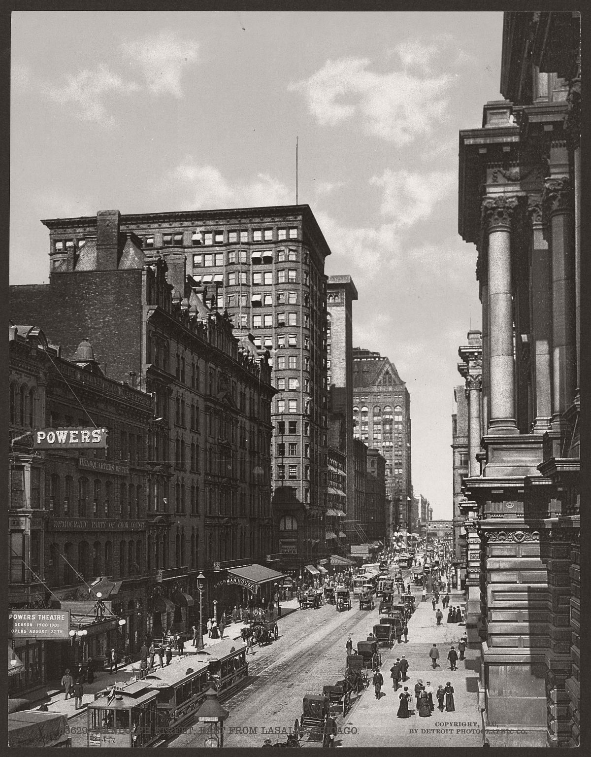 Historic B Amp W Photos Of Chicago 19th Century Monovisions