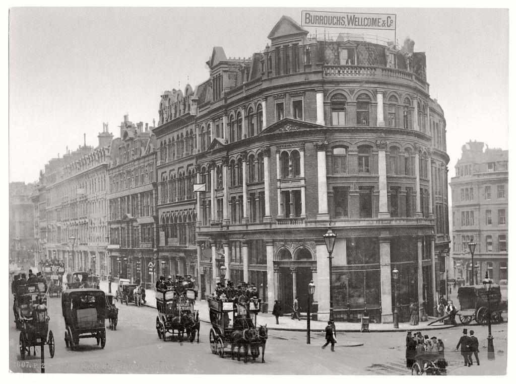 Historic B&W photos of London, England (19th Century ...