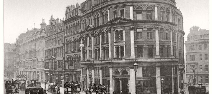 Historic B&W photos of London, England (19th Century)