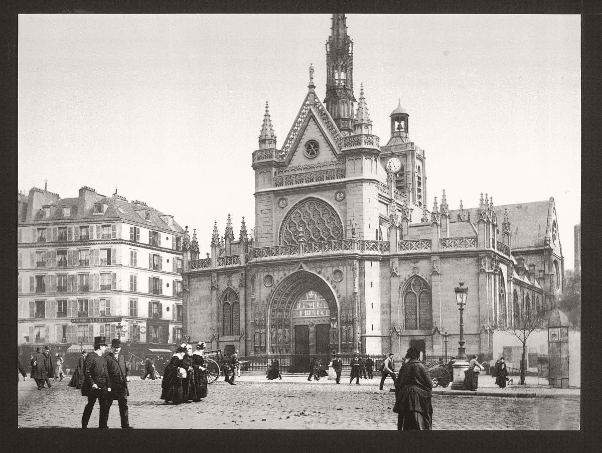 historic-bw-photos-of-paris-france-late-19th-century-13