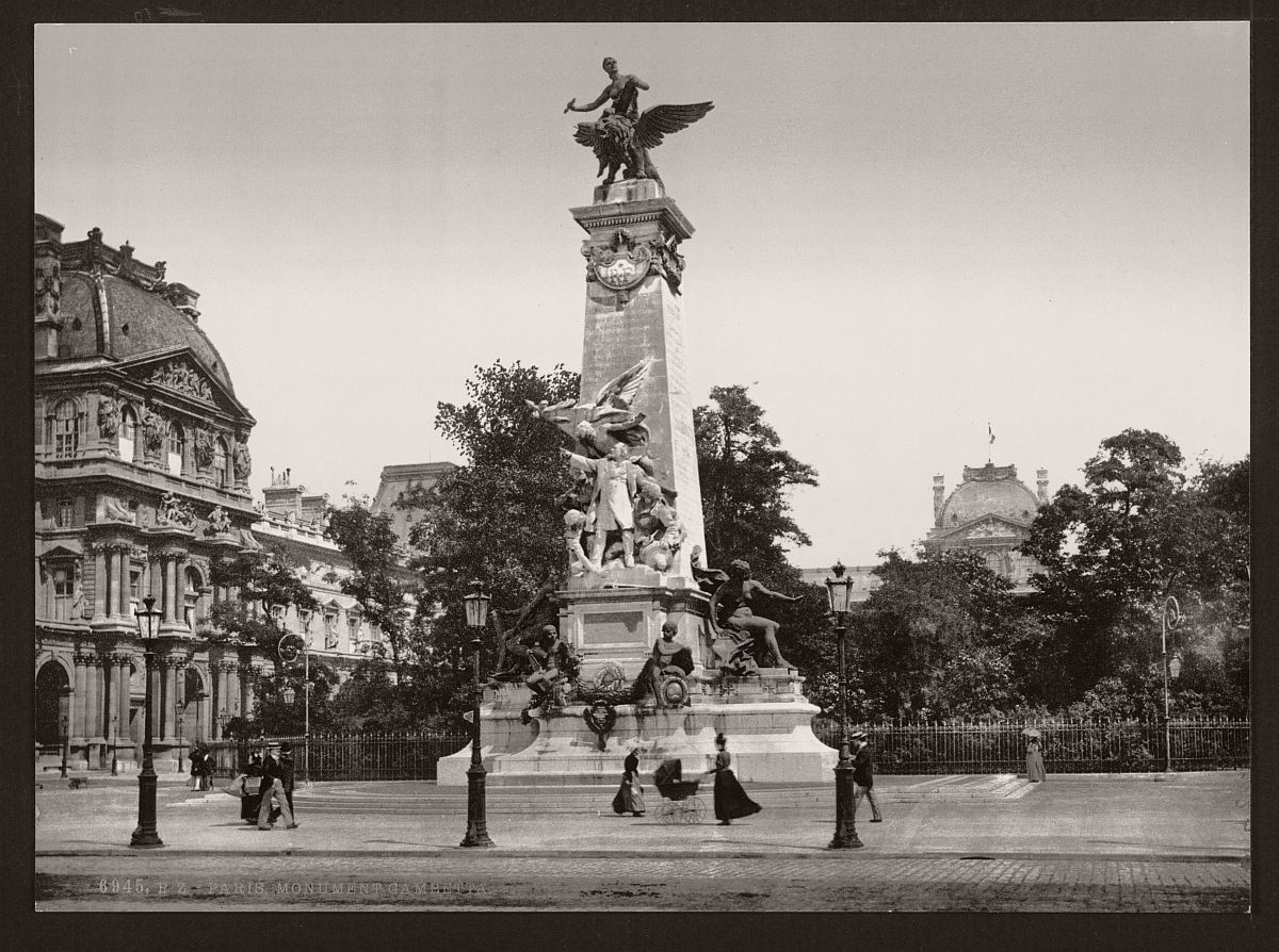 historic-bw-photos-of-paris-france-late-19th-century-16