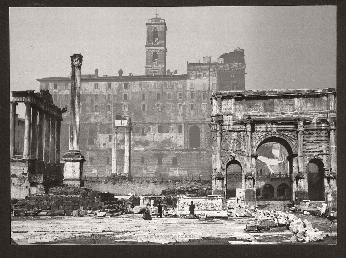historic-bw-photos-of-rome-italy-in-the-19th-century-04